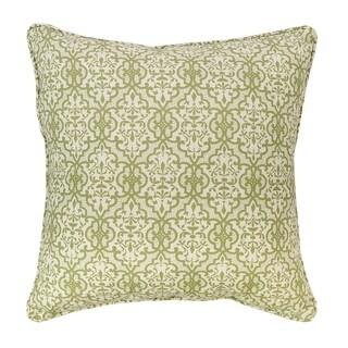 Althea Quatrefoil Throw Pillow