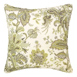 Ezmeralda Throw Pillow