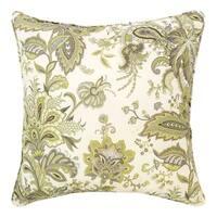 Ezmeralda Floral Pillow