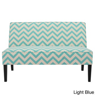 Dejon Chevron Fabric Loveseat by Christopher Knight Home (3 options available)