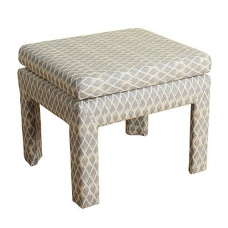 HomePop Upholstered Decorative Bench
