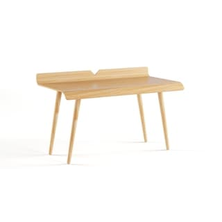 Parma Wood Desk by Christopher Knight Home