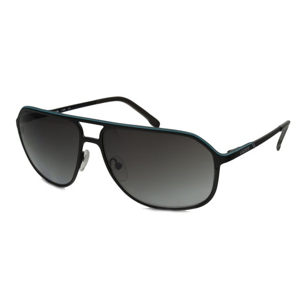 d60d71a18bd Shop Lacoste Men s L139S Aviator Sunglasses - Free Shipping Today ...