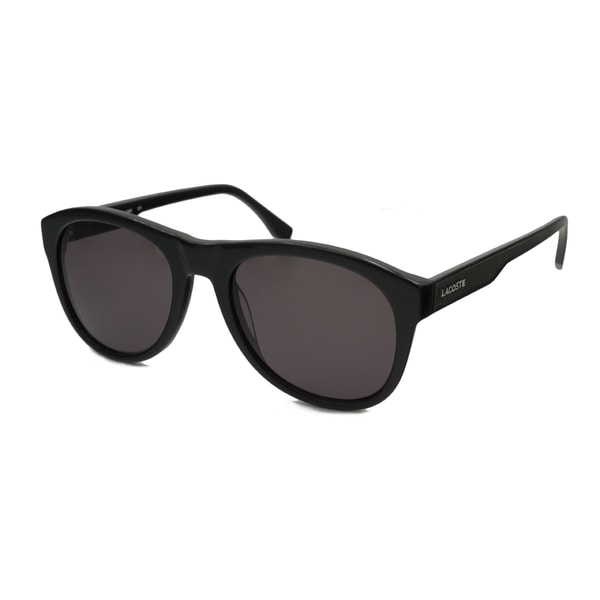 3cd4a31175 Shop Lacoste Men s  Unisex L746S Aviator Sunglasses - Free Shipping ...