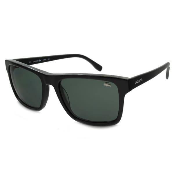 a1b9c3a7b4 Shop Lacoste Men s  Unisex L780S Rectangular Sunglasses - Free ...