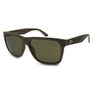 Lacoste Men's/ Unisex L732S Rectangular Sunglasses