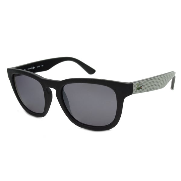 514a7a51dcb Shop Lacoste Men s  Unisex L777S Rectangular Sunglasses - Free Shipping  Today - Overstock - 11414554