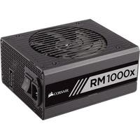 Corsair RMx Series RM1000x - 1000 Watt 80 PLUS Gold Certified Fully M