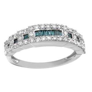 KREMENTZ 14k Gold 5/8ct TDW Diamond Ring (Size 7)