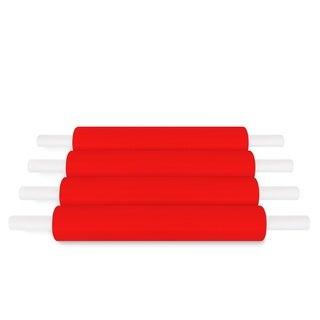 Red Pallet Stretch Wrap Handwrap 20 In 1000 Ft 80 Ga 144 Rolls (36 Cases)