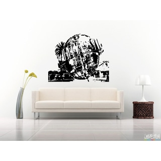 Universe Hollywood Star Wall Art Sticker Decal