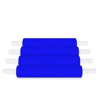 Blue Pallet Stretch Wrap Handwrap 20 In 1000 Ft 80 Ga 288 Rolls (72 Cases)