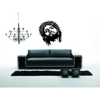 Jesus Christ Prayer Wall Art Sticker Decal