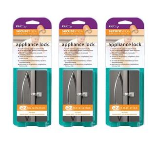 KidCo SecureStick Appliance Lock (3 Pack)