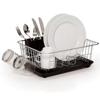 Farberware Classic Compact Dish Rack Black