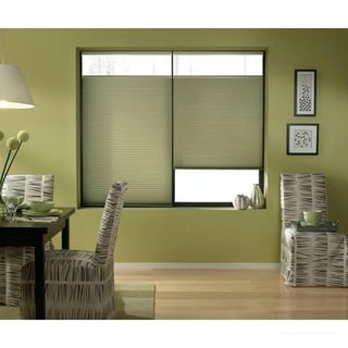 Cordless Top Down Bottom Up Cellular Shades in Bay Leaf (49 to 49.5 Inches Wide)
