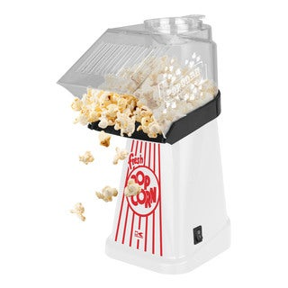 Kalorik White Healthy Hot Air Popcorn Maker