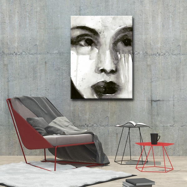 Ready2HangArt 'I Should have Known' by Norman Wyatt Jr. Canvas Art