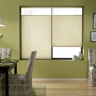 First Rate Blinds Cordless Top Down Bottom Up Cellular Shades in Daylight (46 to 46.5 Inches Wide)