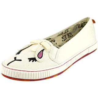Tigerbear Republik Women's 'Sneaky Beast Bo Beep' Canvas Casual Shoes