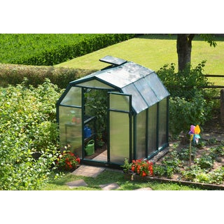 Eco-Grow Twin Wall 6x6 Greenhouse