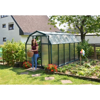 Eco-Grow Twin Wall 6x10 Greenhouse