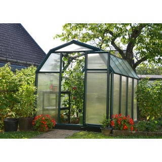 Eco-Grow Twin Wall 6x8 Greenhouse