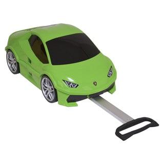 Lamborghini Huracan 18-inch Kids Hardside Rolling Upright Carry-on