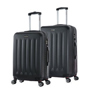 InUSA Philadelphia 2-piece Medium and Large Lightweight Hardside Spinner Luggage Set