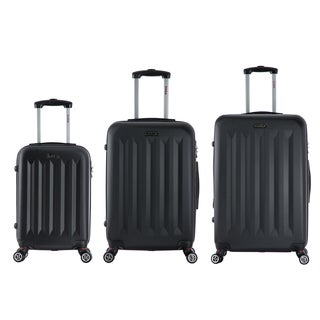 InUSA Philadelphia 3-piece Lightweight Hardside Spinner Luggage Set