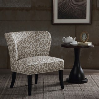Madison Park Sheldon Multi Armless Accent Chair