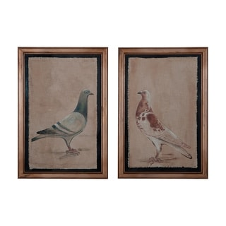Guildmaster Rock Doves Wall Art