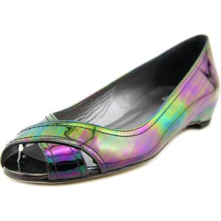 Stuart Weitzman Women's 'Exflat' Patent Leather Casual Shoes