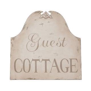 Guildmaster Guest Cottage Wall Art