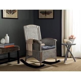 Safavieh Verona Antique Grey Rocking Chair