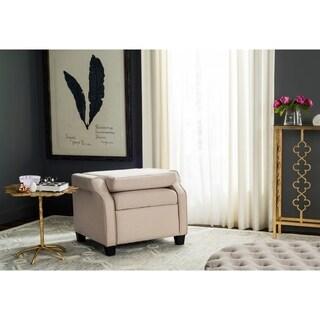 Safavieh Hamilton Beige Recliner Chair