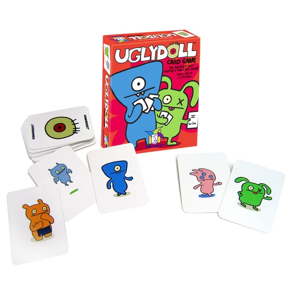 Uglydoll Card Game