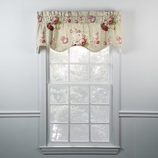 Sanctuary Rose Duchess Linen Filler Valance