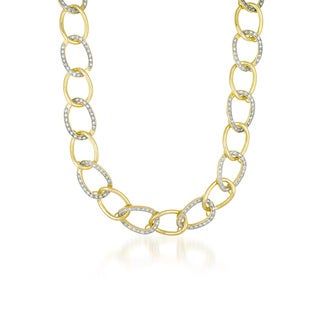 Collette Z Two Tone Chain Necklace