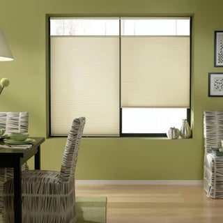 First Rate Blinds Cordless Top Down Bottom Up Cellular Shades in Daylight (51 to 51.5 Inches Wide)