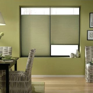 Cordless Top Down Bottom Up Cellular Shades in Bay Leaf (51 to 51.5 Inches Wide)