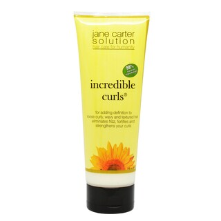Jane Carter Incredible Curls 8-ounce Hair Care