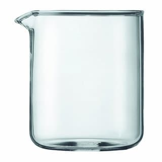 Bodum 1504-10 17-ounce Spare Glass Carafe for French Press Coffee Maker
