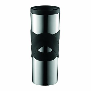 Bodum 11044-01 Stainless Steel 15-ounce Travel Mug