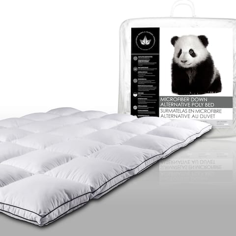 Buy Down Alternative Fiber Beds Online At Overstock Our
