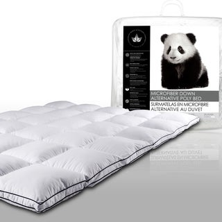 Canadian Down and Feather Company Microfiber Down Alternative Fiber Bed