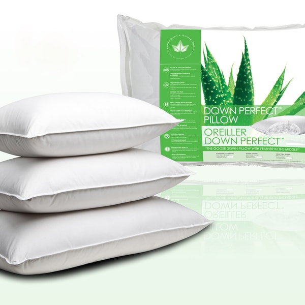 Canadian Down & Feather Company Down Perfect Pillow
