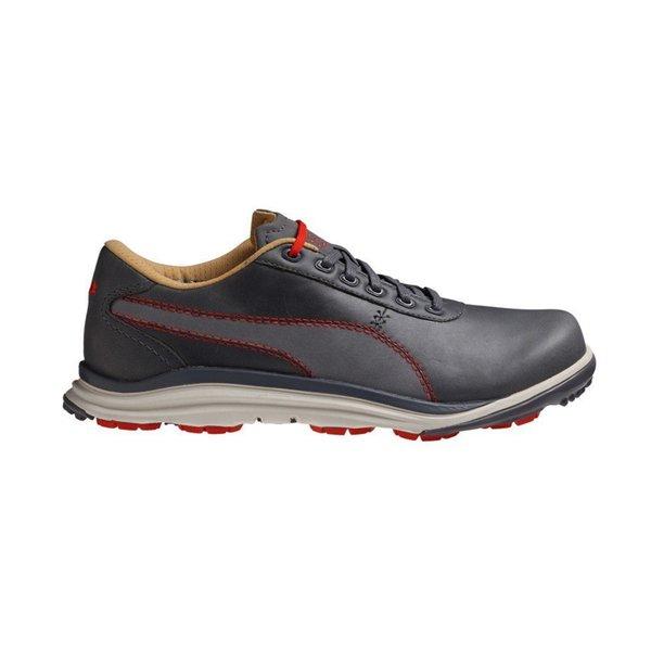 Puma Mens Biodrive Leather Spikeless Golf Shoes
