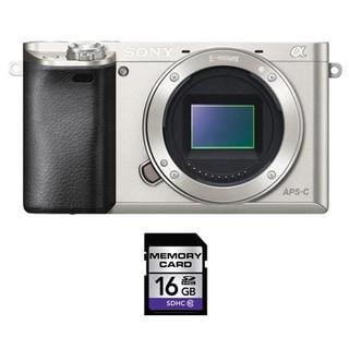 Sony Alpha a6000 Digital Camera Body Bundle