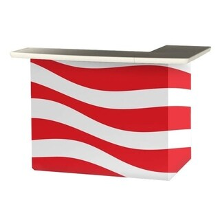 Best of Times Patriotic Portable Patio Bar